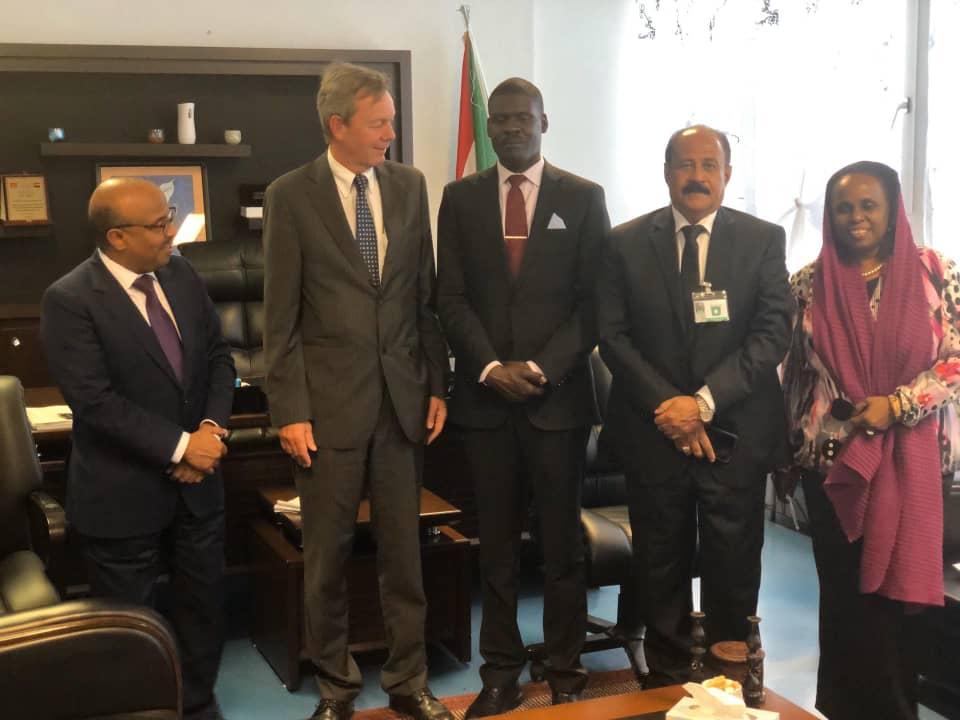 السيد وزير العدل د.نصرالدين عبدالباري يخاطب أعمال الدورة ٤٢ لمجلس حقوق الإنسان المنعقدة حالياً بجنيف