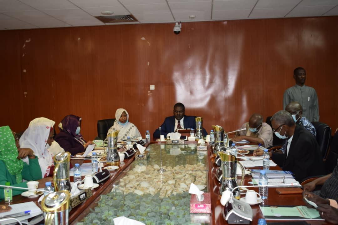 انعقاد اجتماع اللجنة الوطنية لمكافحة الإتجار بالبشر