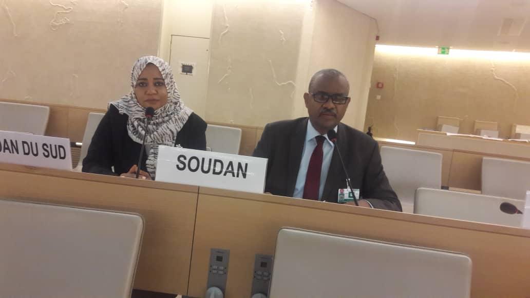 مجلس حقوق الإنسان يرحب بإتفاق الأطراف السودانية