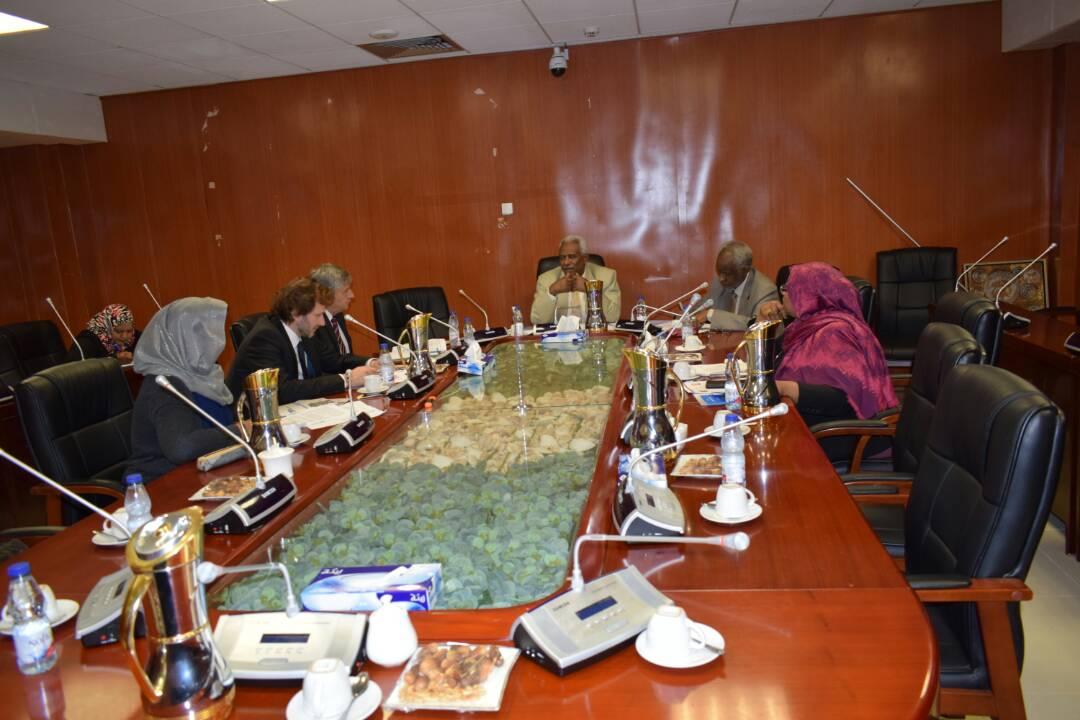 السودان يؤكد حرصه على مكافحة ظاهرة الإتجار بالبشر
