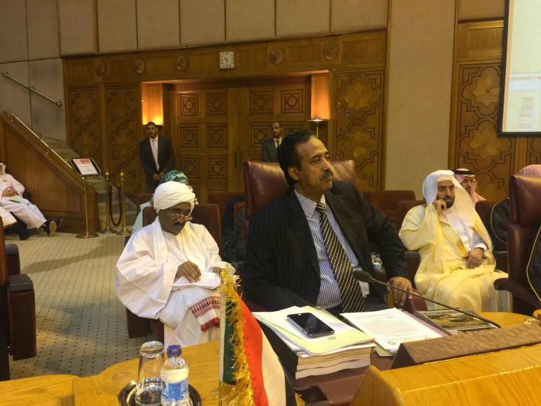 وزير العدل يشارك في الاجتماع مجلس وزراء العدل العرب بالقاهرة