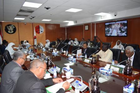 وزارة العدل تستضيف إجتماع قطاع التنمية الاجتماعية و الثقافية رقم (18)