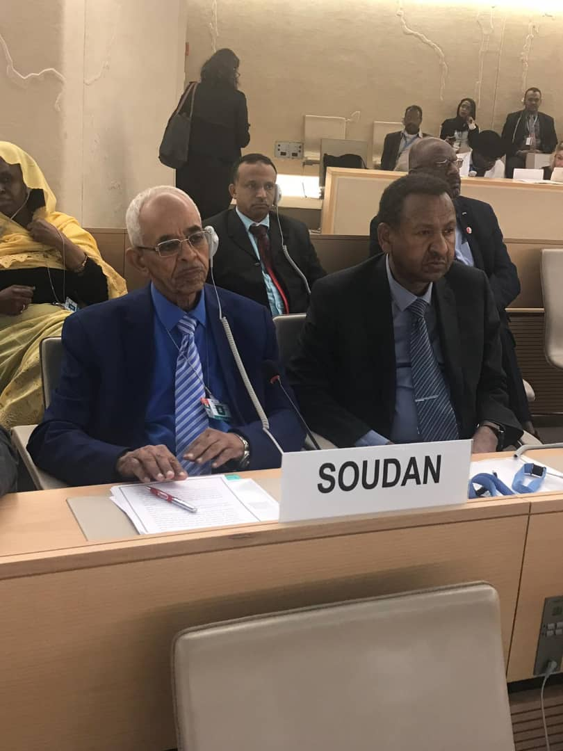 عدد من الدول والمجموعات الإقليمية تطالب المجلس بإنهاء ولاية الخبير المستقل وتقديم الدعم للسودان