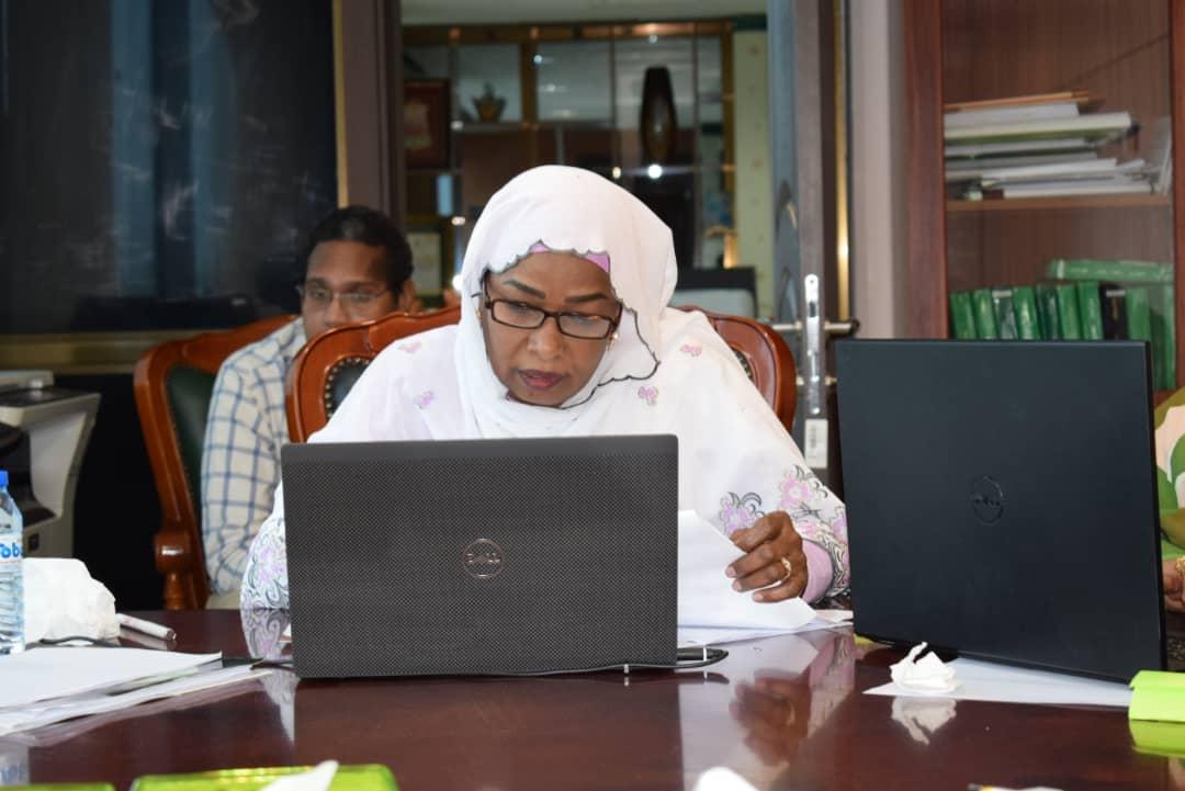 وكيل وزارة العدل تشارك في المؤتمر الاقليمي لمكافحة الاتجار بالبشر
