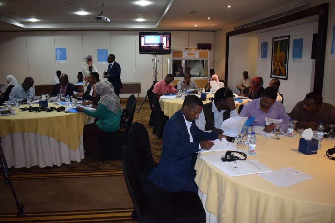 اللجنة الوطنية لمكافحة الإتجار بالبشر تنظم ورشة للصحفيين لمكافحة الاتجار بالبشر