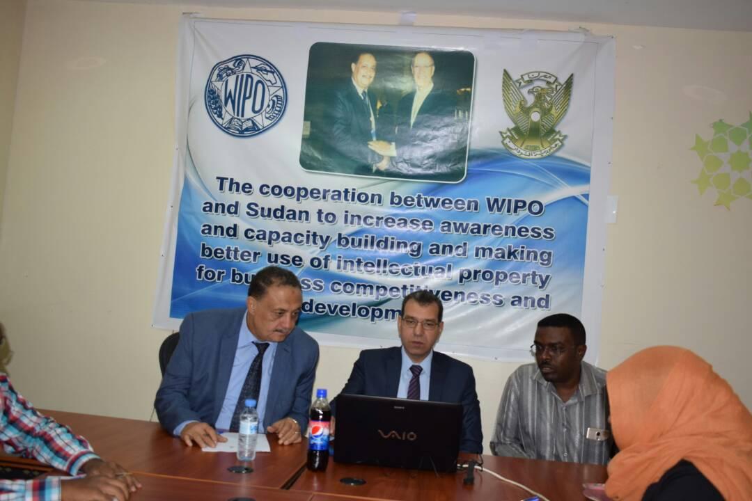 وصل السودان وفد من المنظمة العالمية للملكية الفكرية الوايبو ( wipo)