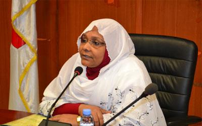 وزير الدولة بالعدل تشارك فى اجتماعات الدورة الآسيوية الاستشارية بالهند ،وتلقى خطاب السودان