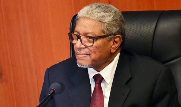 وزير العدل يطلع النائب الأول على ترتيبات وزارة العدل بشأن فصل منصب النائب العام عن الوزارة