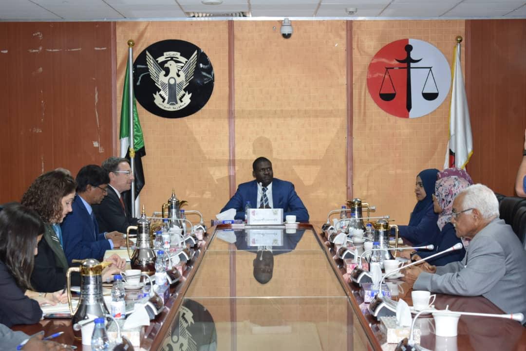 برنامج الامم المتحدة الانمائي يؤكد دعمه للحكومة الانتقالية