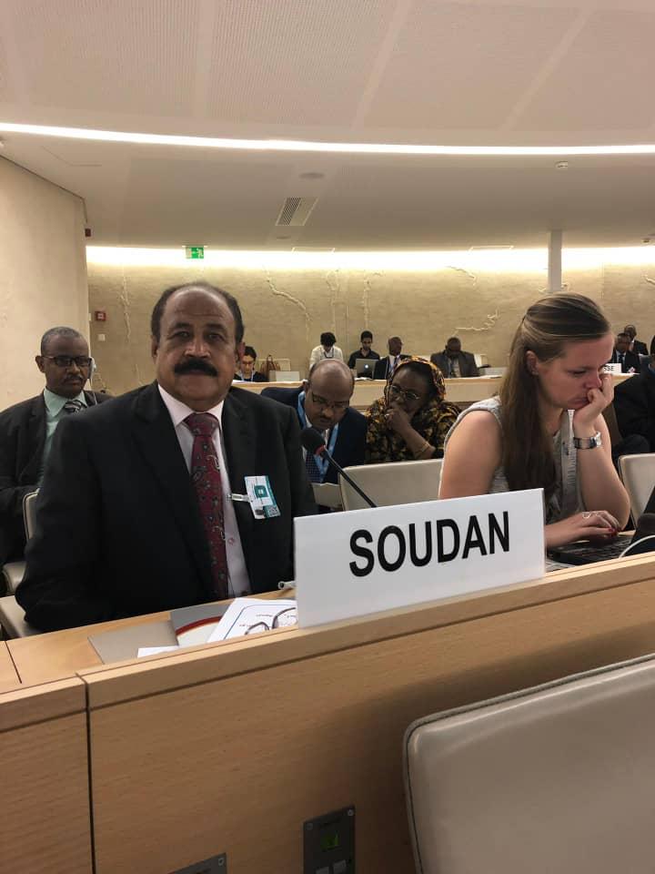 مجلس حقوق الإنسان يرحب بالإتفاق بين الأطراف في السودان